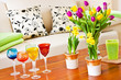 Frühling - Dekoration