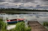 Boat in Wolsztyn