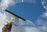 Clear blue sky - 39616499