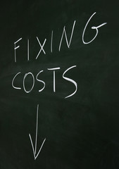 Fixing Costs Down