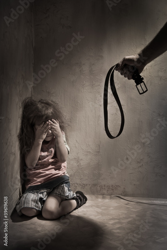 Punishing a child
