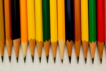 Colors of Pencils