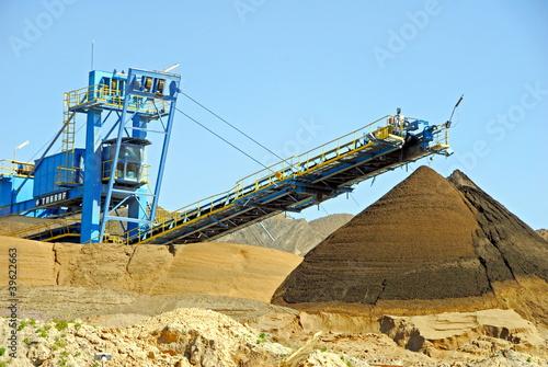 mine de phosphate - 39622663