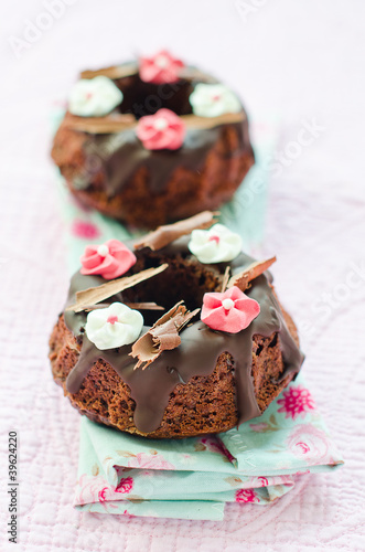 Schokolade Muffin