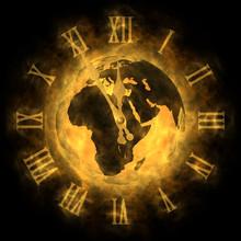 Kosmiczny czas - globalne ocieplenie i zmiany klimatyczne - Europa