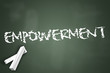 "Chalkboard ""Empowerment"""