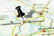 Kartenausschnitt Bremen