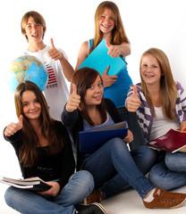 JUli 2011 Gruppe Teenager