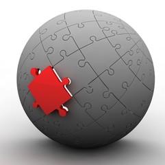 lösung puzzle