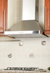 an image of oven in  Modern Kitchen