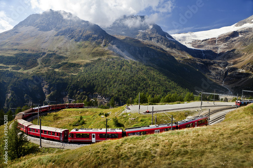 Switzerland railway - 39642011