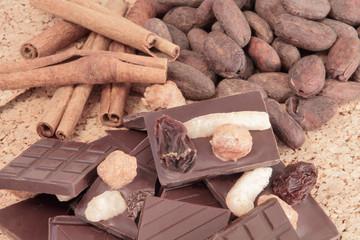 chocolat et cannelle