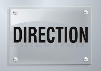 DIRECTION_Plexi