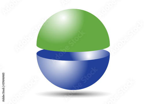 Two Part Sphere