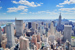 New York City Manhattan panorama