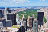 Fototapety New York City Manhattan midtown