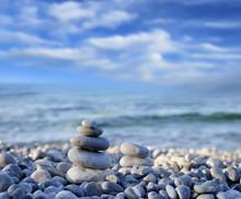 mer et de la pierre