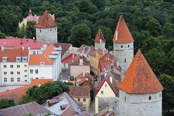 Towers of Tallinn