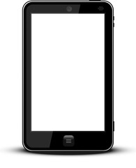 Telefono blanco