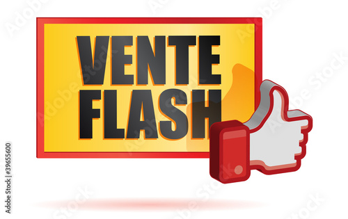 Panneau promo vente flash de kotoyamagami photo libre de droits 39655600 - Discount vente flash ...