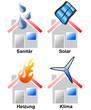 Sanitär- Klima- Heizung- Solar