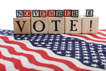 Vote!  Nov 6
