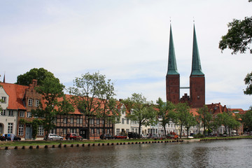 Luebeck architecture