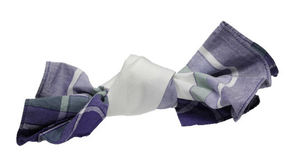 Taschentuch mit Knoten