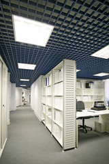 Office, interior