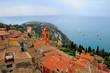 View of Roquebrune-Cap-Martin