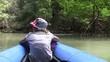 kayak dans le mangrove phang nga