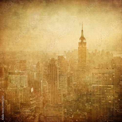 Fototapeten,neu,york,grunge,stadt