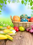Fototapety Easter still life