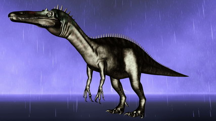 Suchomimus the dinosaur