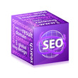 Search engine optimization seo vector illustration
