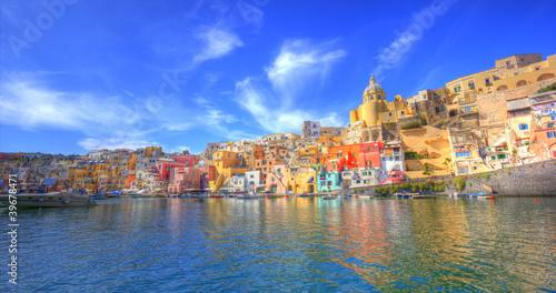 obraz PCV Procida, Isola nel Mar Mediterraneo, Neapol