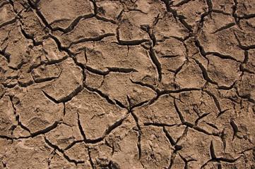 Tierra erosionada