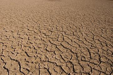 Sequía y erosión del suelo