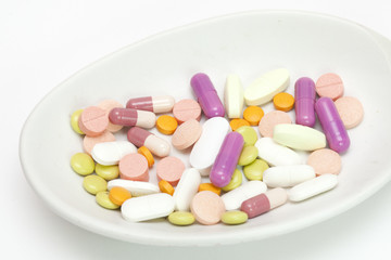 Drugs many type (capsule and tablet)