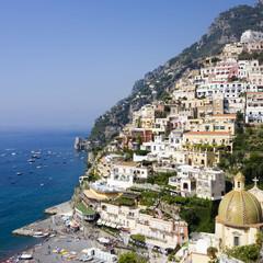 Positano, Costiera Amalfitana, Italia