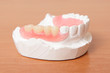 acrylic denture (False teeth)