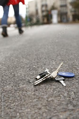 Lost key set