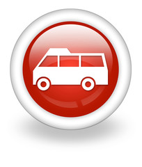 "Light Red Icon ""Van"""