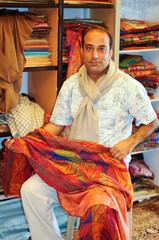 Cashmere shawl, pashmina