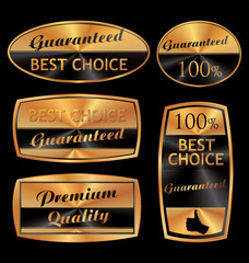 Best Choice golden labels