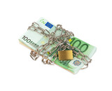 Locked money
