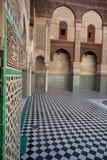 Al-Qarawiyyin Mosque, Fes(Fez), Morocco poster