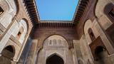 Al-Qarawiyyin Mosque, Fes(Fez), Morocco (4) poster