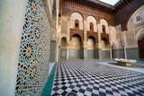 Al-Qarawiyyin Mosque, Fes(Fez), Morocco (9) poster