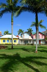 caribbian houses